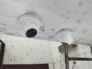 CCTV Installation on Home and Shop Premesis