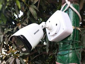 Hybrid CCTV System For Housing Society